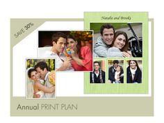 Shutterfly Annual Print Plan