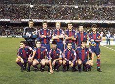 El Dream Team la temporada 92/93