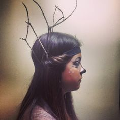 Deer | 23 Highly Memorable DIY Halloween Costumes