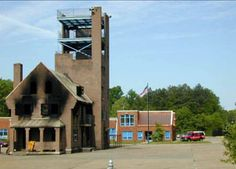 The Richmond Fire Department's Fire Training Academy