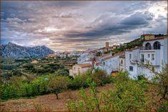 Tarberna, Alicante.