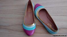 Balerinas y zapatos – Alfonsina Fal primavera verano 2015