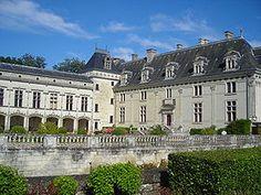 Château de Brézé. Pays-de-la-Loire