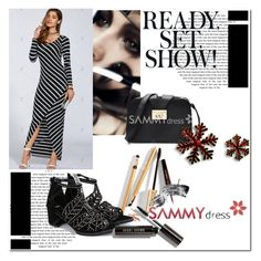 """Sammy Dress 43/60"" by almin-sturm ❤ liked on Polyvore featuring Dolce&Gabbana, Bobbi Brown Cosmetics, women, sammydress and fashionset"