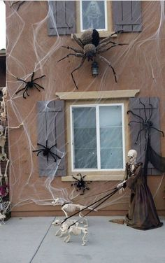 Cool 47 Fantastic Diy Halloween Decorations With Instructions. More at https://trendecorist.com/2018/06/04/47-fantastic-diy-halloween-decorations-with-instructions/