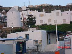Mykonos é uma ilha especial - Grécia