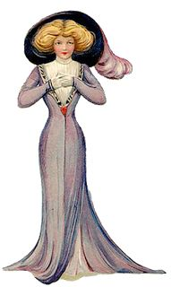 Woman in purple dress Free PNG Image leapingfrogdesigns.blogspot.com