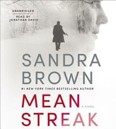 Mean Streak by Sandra Brown (audio & fiction)