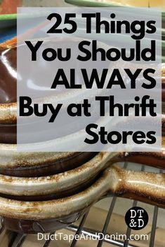 Thrift Shop Finds, Thrift Store Shopping, Thrift Store Crafts, Flea Market Finds, Thrift Stores, Shopping Hacks, Dollar Stores, Flea Markets, Thrift Store Furniture