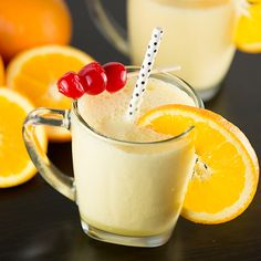 Make the classic Orange Julius right at home without a trip to Dairy Queen! This Orange Julius is made with simple ingredients that you likely already have on hand. It's frothy and refreshing! @CenterCutCook