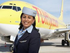 FlightMode: JOBS: Cabin Crew TUIfly to be based in Munich Tui Group, Airline Uniforms, Travel Flights, Cabin Crew, Flight Attendant, Silk Scarves, Munich, Belgium, Aviation