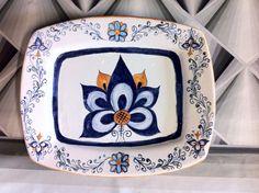 Palmetta Persiana | Ceramiche Rinascita