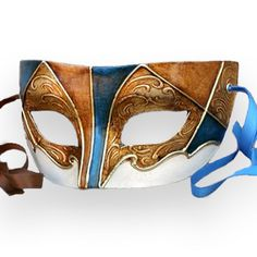 Warrior Harlequin Masquerade Mask - Made in Italy by VIVOMasks on Etsy https://www.etsy.com/listing/203202669/warrior-harlequin-masquerade-mask-made