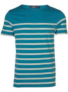 Blue Breton Stripe