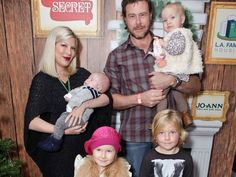 Tori Spelling: Take shots at me, tabloids, but leave my kids alone