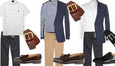 Guia de estilo basicos para hombre