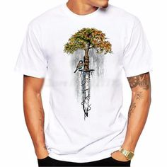 Blade Tree Men's T-shirt - Ace Gift Shop