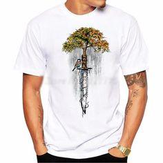 Blade Tree Men's T-shirt - Ace Gift Shop