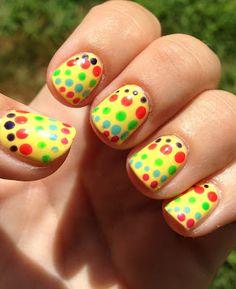 Multicolored Dots