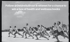 Twitter Promotion: Follow @DeidreSullivan and retweet this image for a chance to win a box of books: Eating on the Wild Side by Jo Robinson, Deep Nutrition by Dr. Cate Shanahan and the new bestseller, Deskbound by Dr. Kelly Starrett. Rules here: http://www.earthcake.works/home/2016/7/15/win-a-box-of-books-promotion-details-and-rules