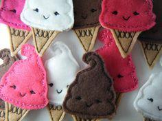 Ice cream softies #softies