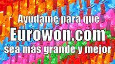 Campaña del blog Eurowon en Patreon.