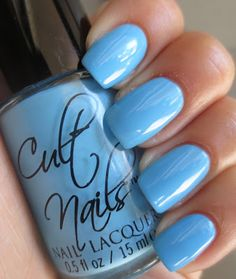 *Cult Nails - Nakizzle's Shizzle (Dance All Night Collection Summer 2013) / CultNails