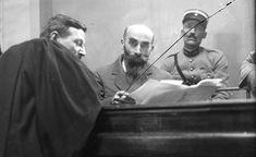 Landru durant son procès 1921
