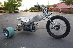 Custom made Drift Trike.