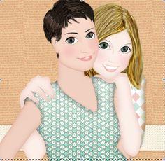 Nora y Zoe, dos mamás para un bebé: ¿Os animáis a comprarlo?