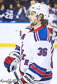 Mats Zuccarello  New York Rangers