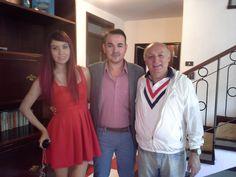 Con nuestro Padre y maestro.