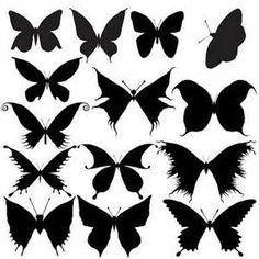 Some+Black+Butterfly+Tattoo+Designs++Butterflies