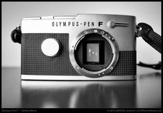 Olympus PEN FT - Vertical Mirror