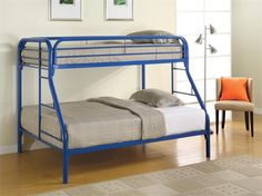 Coaster Fordham Twin Over Full Bunk Bed Las Vegas Furniture Online | LasVegasFurnitureOnline | Lasvegasfurnitureonline.com