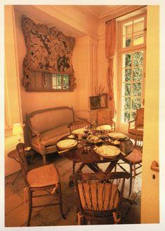 FOR PILAR~: Philippe de Rothschild in Paris