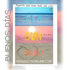 Buen día mi gente! Y asi comienza mi rutina de hoy MAR SOL Y ARENA y cual es La tuya? #buenosdías #buenosdias de #amancer #rutina #despertarse #playa #playas #arenitaplayita #Higuerote #Barlovento #Miranda #Venezuela #turismo #viajar #vacaciones #vacaciones2015 #relax #mar #sol #naturaleza #image #hechoenvenezuela #pergolamarina #energia #higueroteonline #promocion #paquetes #findesemana