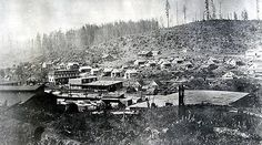 Ghost Towns Of The Pacific Northwest: Bordeaux, Washington
