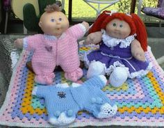 Knitting Pattern For Cabbage Patch Doll Clothes : 1000+ images about Crochet Doll Clothes & Accessories on ...