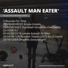 Crossfit Workouts At Home, Wod Workout, Workout Challenge, Endurance Workout, Street Workout, Cardio Workouts, Countdown Workout, Turkish Get Ups