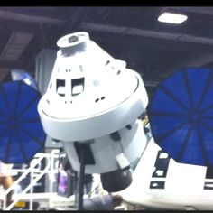 Part of the Orion at the USA Science and Engineering Festival!