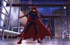 BATMAN: BAD BLOOD Voice Cast Revealed; First Image Of BATWOMAN