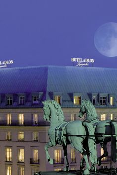 Hotel Adlon Kempinski Berlin, Germany is the FHRNews #luxury #hoteloftheday for Saturday, December 5.