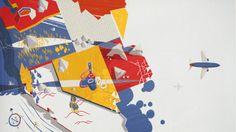 Southwest Airlines - Joshua Harvey - Direction, Design, Animation