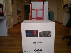 Een Witbox op weg naar één van onze klanten. Ook groots 3D printen? Ga naar https://www.bits2atoms.nl/3d-printers/bq-witbox-zwart of https://www.bits2atoms.nl/3d-printers/bq-witbox-wit
