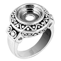 Aztec Ring - Size 7