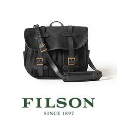 Alpha Expedition - FILSON Field Bag - Medium / Black, $248.00 (http://www.alphaexpedition.com/bags-packs/duffle-bags/filson-field-bag-medium-black/)