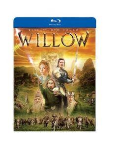 CRYSTAL--Willow (Blu-ray / DVD Combo)