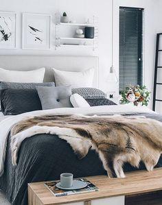99 Scandinavian Design Bedroom Trends In 2017 (73)