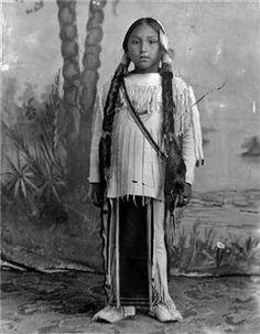 Jack Ho-Ke-Ah (aka Jack Hokeah) - Kiowa - circa 1905